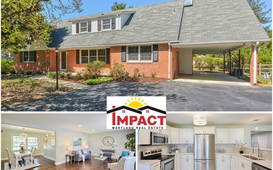 A One Of A Kind Ausherman Home Complete W Luxurious Upgrades More Square Footage Than You Will Find In North Frederick County Sold Impact Property Stories