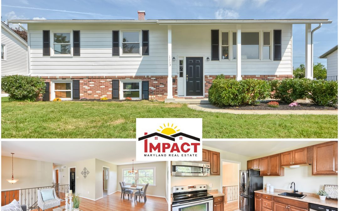 Dynamic Single Family House in Frederick for Under $300K. (Sold)