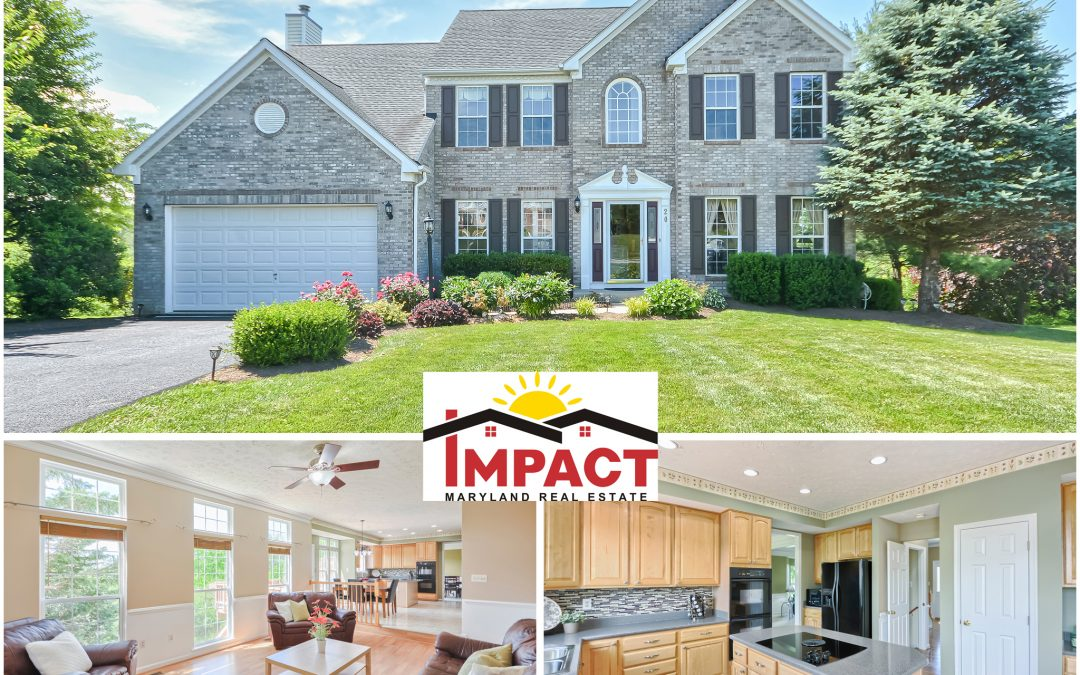 Immaculate 5 Bedroom Home in The Sought After Middletown Valley. $439,900 (Sold)