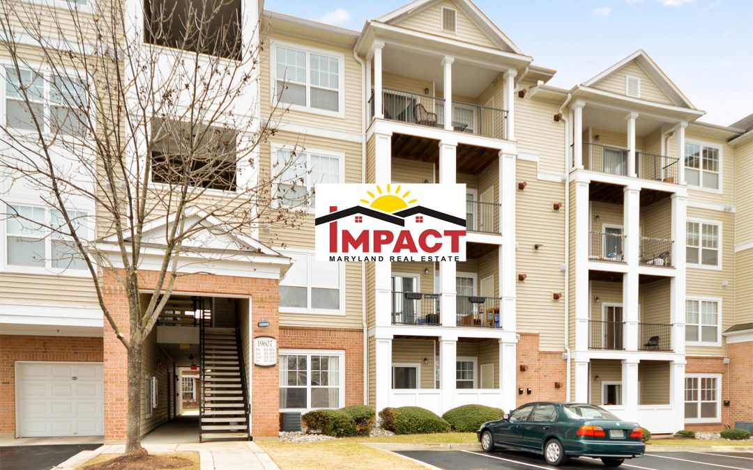 19607 GALWAY BAY CIRCLE #104, GERMANTOWN, MD (SOLD)