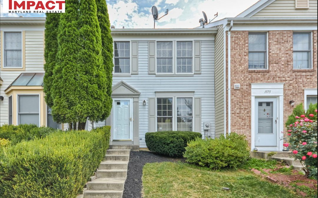1577 SAINT LAWRENCE COURT, FREDERICK, MD 21701 (SOLD)
