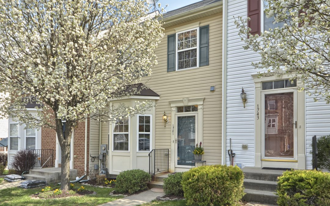 1741 TRESTLE STREET, MT. AIRY, MD 21771 (SOLD)