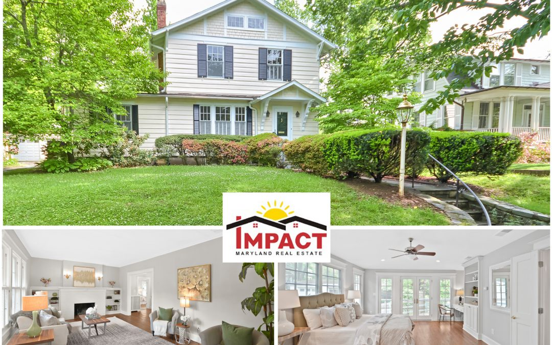 3917 UNDERWOOD STREET, CHEVY CHASE, MD 20815 ( Sold)