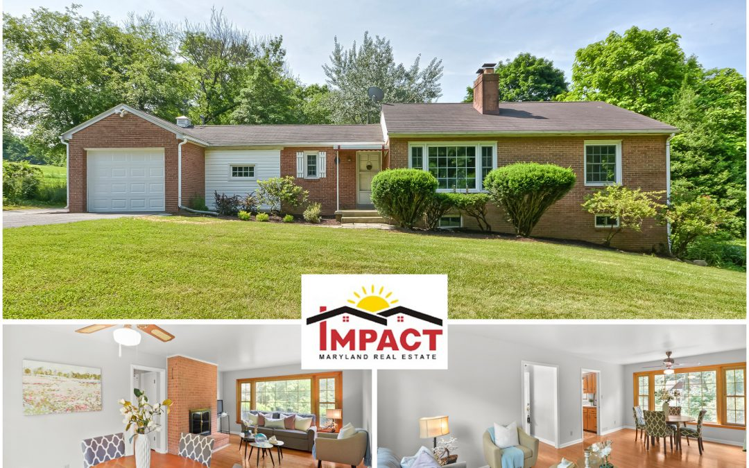 9507 LIBERTY ROAD, FREDERICK, MD 21701 (SOLD)