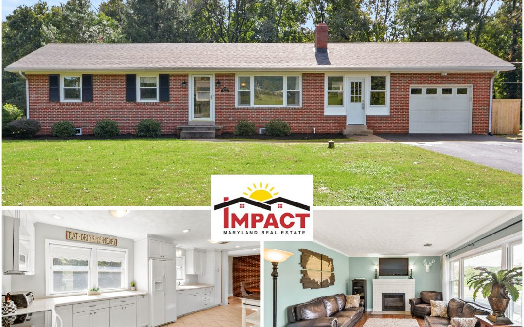 9355 PEAR LANE, FREDERICK, MD 21702 (SOLD)