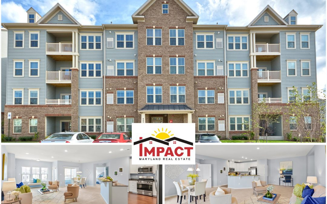 4851 FINNACLE WAY #201, FREDERICK, MD 21703 (Sold)