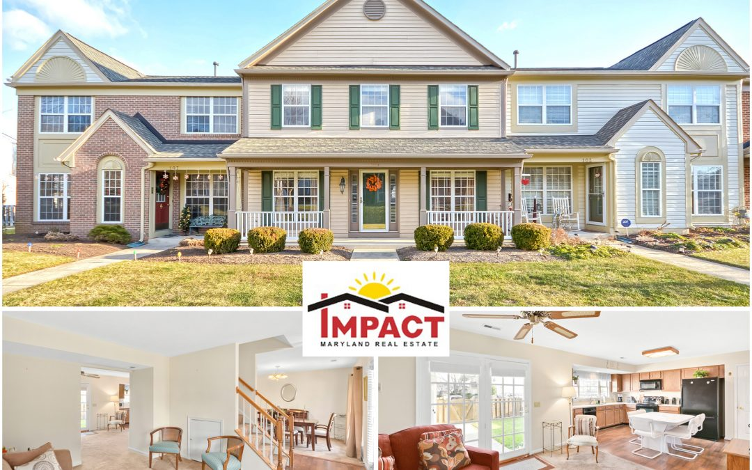 105 NEW CASTLE COURT, FREDERICK, MD 21702 (Sold)