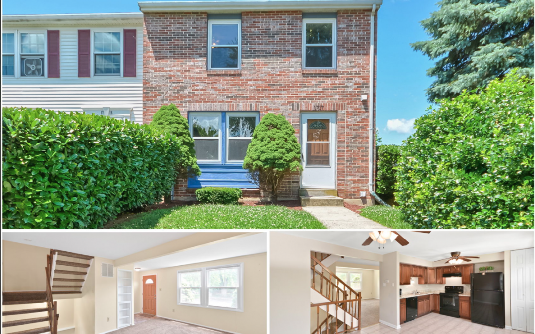 1717 Carriage Court, Frederick, MD 21702 (Sold)